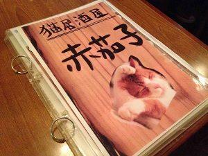 猫居酒屋赤茄子のメニュー