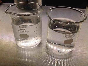 インキュベータで利き水に挑戦