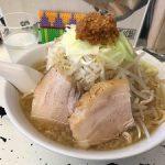 【移転】「麺屋 承太郎」@群馬高崎|ジョジョの奇妙じゃないラーメン