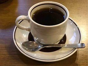 亜呂摩のは喫茶店なのでコーヒーも