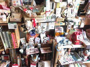 ねこの郵便局というなまえのお店にはネコ関連の文房具も